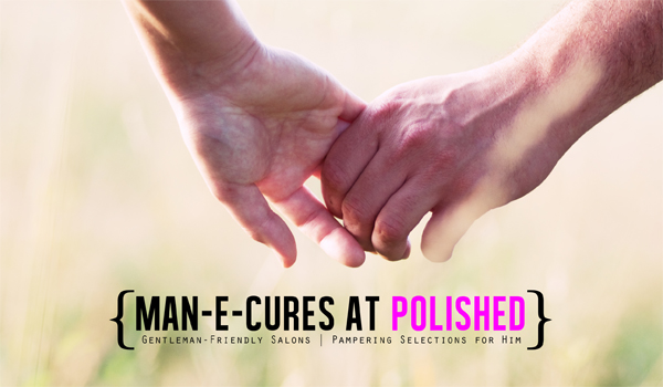 Services for Men at Polished