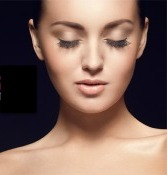 mink eyelash extensions at Polished Nail Bar Charlotte