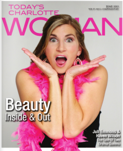 Polished Nail Bar Featured in June Issue of Today's Charlotte Woman