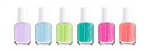 essie summer 2013 nail colors