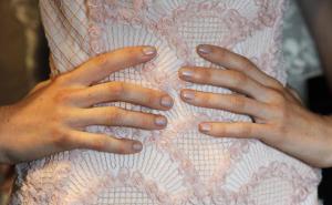 layered nail polish trend