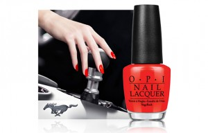 OPI Ford Mustang Colors