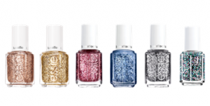 Essie Luxeffects Top Coat Collection at Polished Nail Bar in Charlotte NC