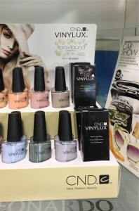 Vinylux Flora and Fauna Collection at Polished Nail Bar in Charlotte NC