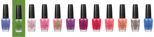 opi new orleans collection at polished nail bar charlotte