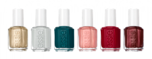 Essie Winter 2016 Collection at Polished Nail Bar Charlotte NC