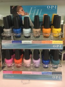 2017 Spring/Summer OPI Fiji Collection at Polished Nail Bar in the Charlotte NC area
