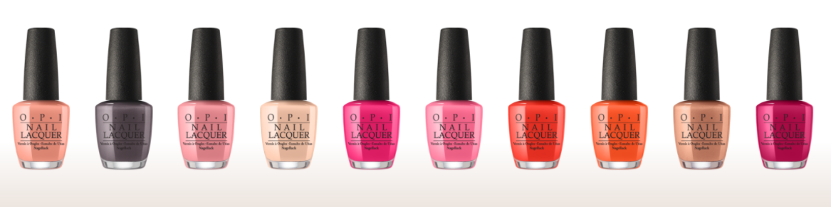 OPI California Dreaming Collection at Polished Nail Bar