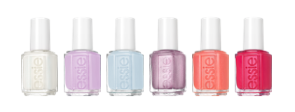 essie summer 2017 collection at polished nail bar in charlotte nc