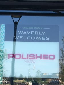 Polished Nail Bar Waverly