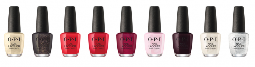 This Winter Love Your Mani Pedi With Colors From The OPI XOXO Collection In Iceland Include Snow Glad I Met You Color