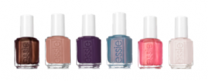 Essie Desert Mirage Collection at Polished Nail Bar in Charlotte and Raleigh NC