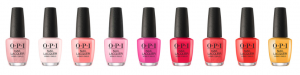 OPI Lisbon Collection Nail Lacquer, Gel Polish and SNS Dip Powder at Polished Nail Bar