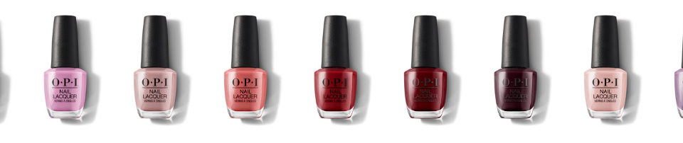 OPI Peru Collection at Polished Nail Bar