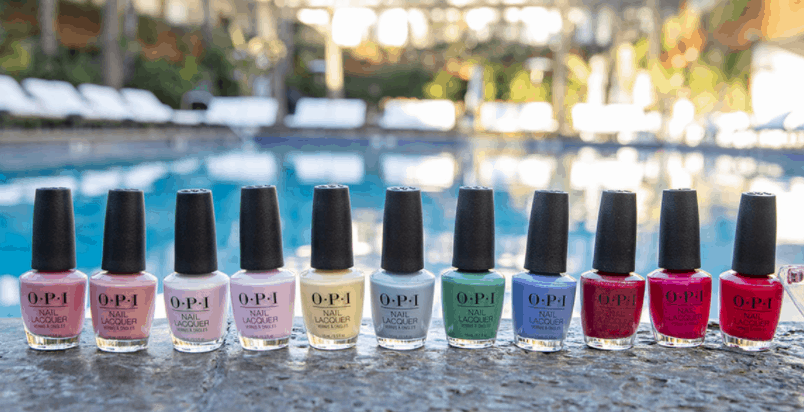 OPI Hollywood Collection | Polished Nail Bar